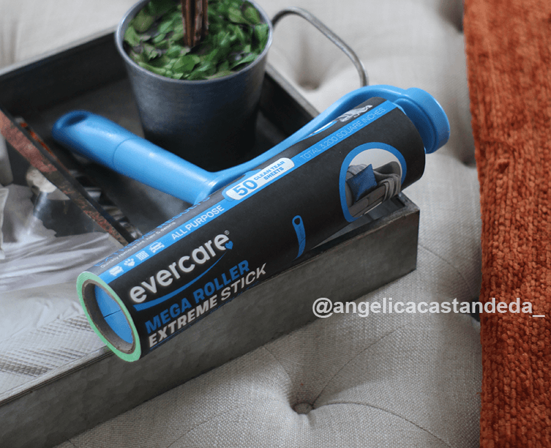 Evercare Lint Roller VS the Competition